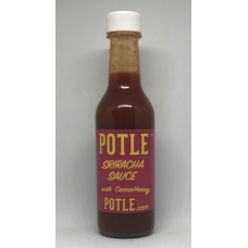 Potle™ Sriracha Sauce with CannaHoney™